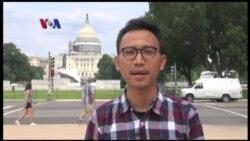 Bentrok Isu Ras Jelang Pilpres AS: Demo Supremasi Kulit Putih di Sacramento