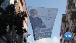 Turkiyada saylovoldi kampaniyalar