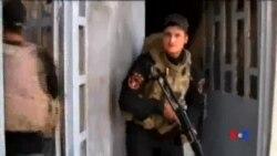 2015-04-15 美國之音視頻新聞:伊拉克進入遜尼派地區打擊伊斯蘭國行動升級