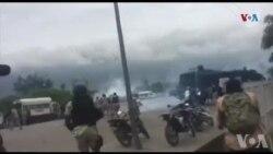 Ayiti: Lapolis Kap Eseye Kontwole Sitiyasyon Tansyon Devan Palman an