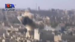 روسیه اولین حملات هوایی علیه داعش را آغاز کرد