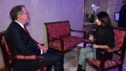 Интервју со Андреј Жерновски, заменик министер за надворешни работи на Македонија