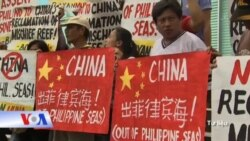 Philippines không muốn 'chiến tranh' với Trung Quốc