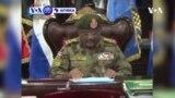 VOA60 AFIRKA: Babban Hafsan Sojan Kasar Sudan Na Daya Daga Cikin Mutane Da Yawa Da Aka Kama