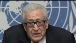 2014-02-16 美國之音視頻新聞: 敘利亞和談以僵持局面告結束
