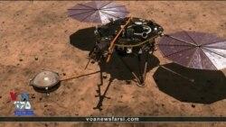 جزئیاتی از فرود فضاپیمای ناسا روی خاک سیاره مریخ