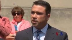 纽约国会众议员受到20项联邦控罪