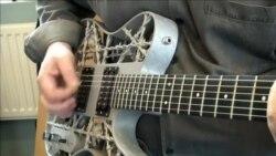 3D printerlə hazırlanan musiqi alətləri