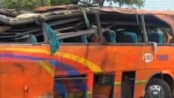 墨西哥巴士墜入山溝 24 人喪生