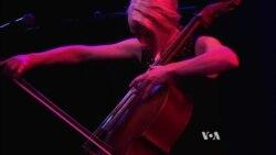 Zoe Keating: A Symphony Unto Herself