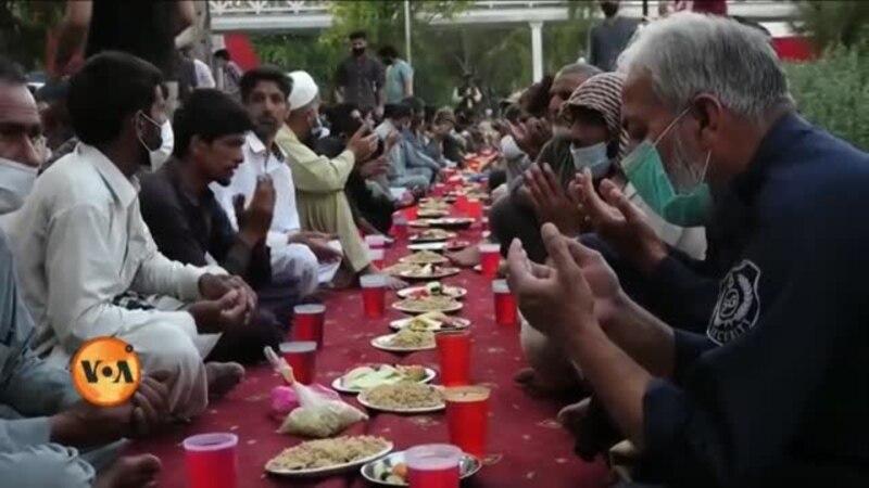 وی او اے اردو - اسلام آباد: نادار افراد کے لیے مفت افطار کا انتظام thumbnail