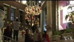洛杉矶的圣诞节:感官盛宴