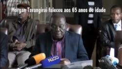 Morgan Tsvangirai, a morte aos 65 anos