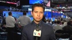 Llega el final de la convención demócrata