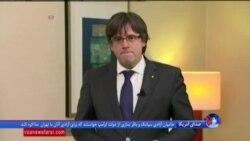 حکم بازداشت رئیس دولت برکنار شده کاتالونیا صادر شد