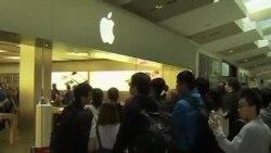 全新蘋果iPhone 5亞洲搶先上市