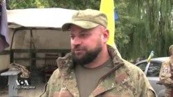 День независимости Украины в Славянске приобрел новый смысл