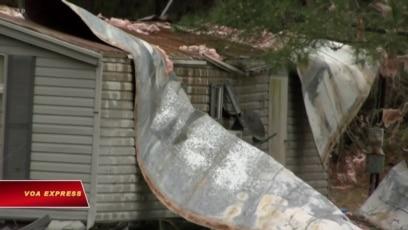 Mỹ: Lốc xoáy, ít nhất 23 người chết