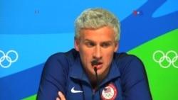 Ryan Lochte se disculpa por incidente en Río