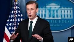 Beyaz Saray Ulusal Güvenlik Sözcüsü Jake Sullivan