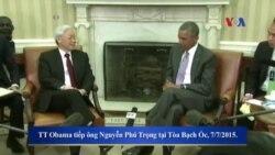 VN 'khẩn trương sắp xếp' cho chuyến thăm của TT Obama
