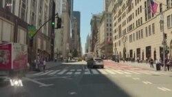 La pandémie de coronavirus a conduit à un boom du vélo à New York