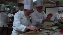 Học viện Ẩm thực Hoa Kỳ đào tạo thế hệ đầu bếp đẳng cấp thế giới