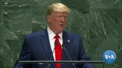 Trump at UNGA: An Anti-Globalist Message While Calling for Religious Freedom