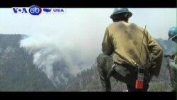 Cháy rừng tiếp tục diễn ra ở miền Tây Hoa Kỳ