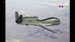 Իրանը կործանել է ամերիկյան անօդաչու օդանավ