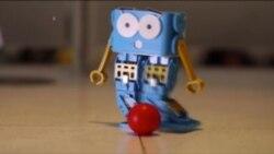 儿童也能编程的机器人