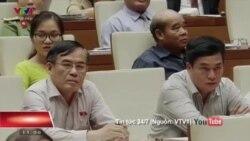 Cựu quan chức QH: Nghị định về từ chức phụ thuộc vào đảng