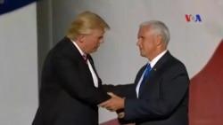 Người điềm tĩnh phía sau ông Trump