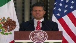 Peña Nieto Inicia Visita