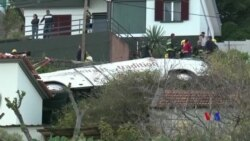 葡萄牙試圖確定旅遊巴士墜毀原因