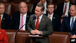 مایکل والتز، نماینده جمهوریخواه ایالت فلوریدا در مجلس نمایندگان ایالات متحده آمریکا