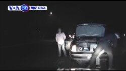 'Phục kích' cảnh sát bằng súng đồ chơi, nam thanh niên đo ván (VOA60)