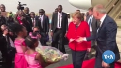 Britain, France Vie for Influence in Africa