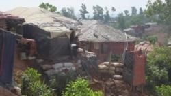 Rohingya Refugees Brace for Rainy Days
