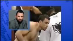 Boksieri shqiptaro-amerikan Elvir Muriqi