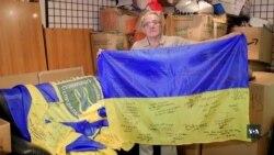 Українець з Каліфорнії вже 5 років допомагає Батьківщині. Відео