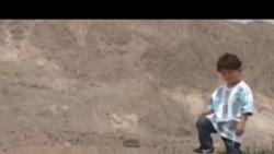 Mucaan Afgaan Messi wayii jaalatu, Murtaazaa Ahmadii, goota isaa ijaan arge