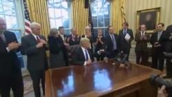Trump Executive Actions