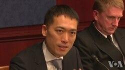 前田秀二称日本愿意讨论如何做出更多贡献(原声视频)