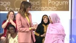 国际妇女勇气奖 为消除不公而战