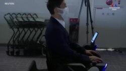 Սահմանափակ կարողություններով մարդկանց Տոկիոյի օդանավակայանում կտեղափոխեն ռոբոտները