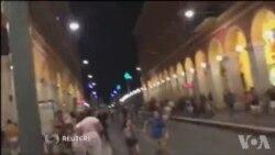 Au moins 84 morts à Nice fauchés par un camion (vidéo)