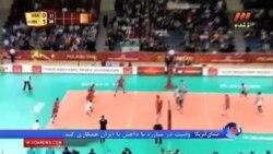 ایران در مرحله دوم والیبال قهرمانی جهان، لهستان