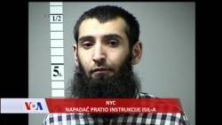 NEW YORK: Napadač pratio instrukcije ISIL-a