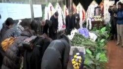 许良英先生葬礼在京举行 众多异议人士聚表哀思